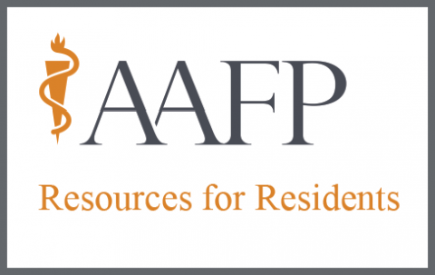 AAFP Resident Resources